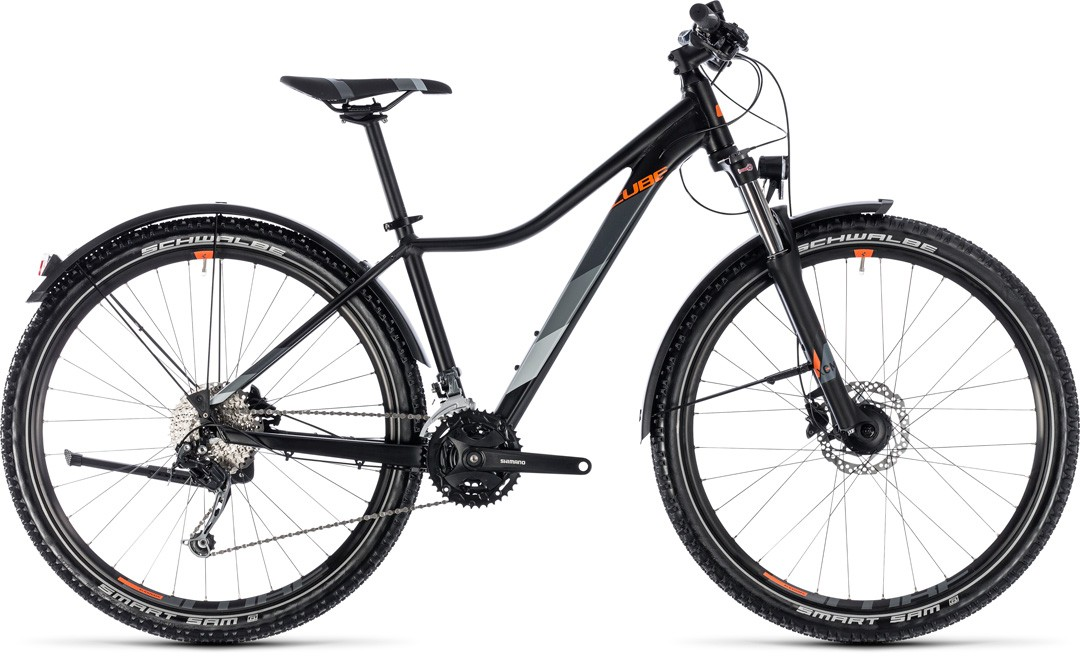 Access WS Pro Allroad black´n´orange