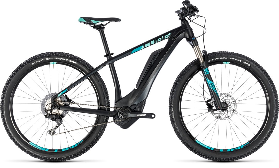 Access Hybrid Race 500 black´n´mint