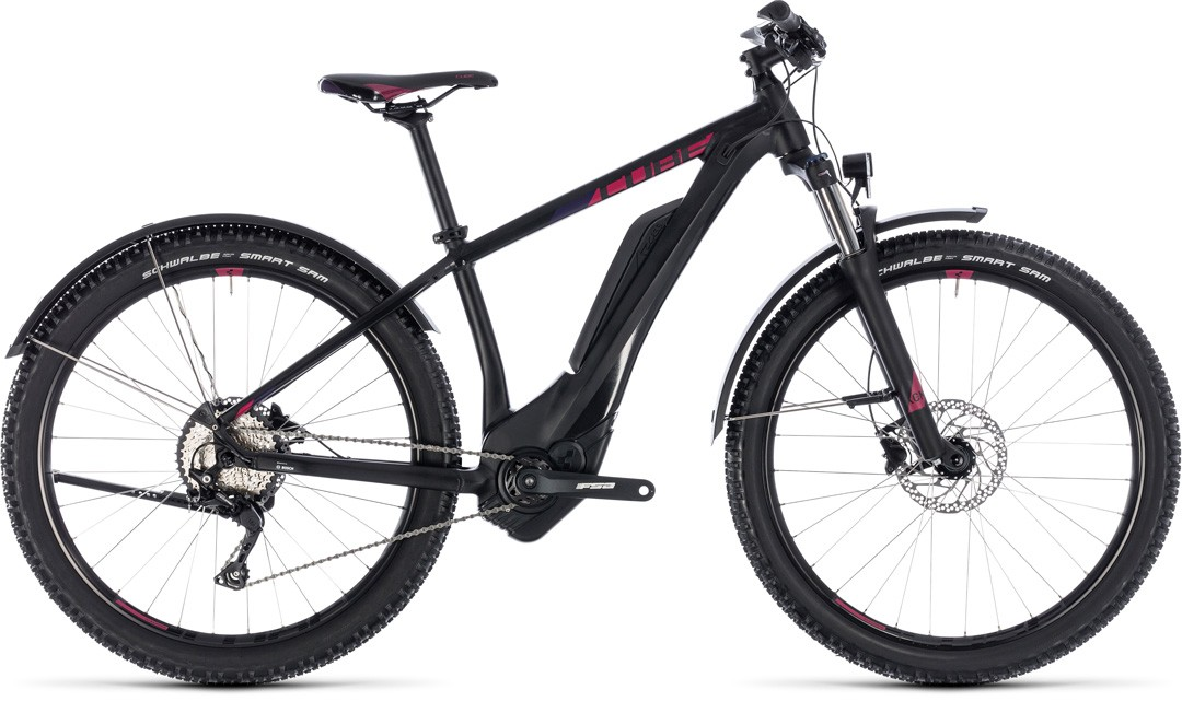 Access Hybrid Pro Allroad 400 black´n´berry