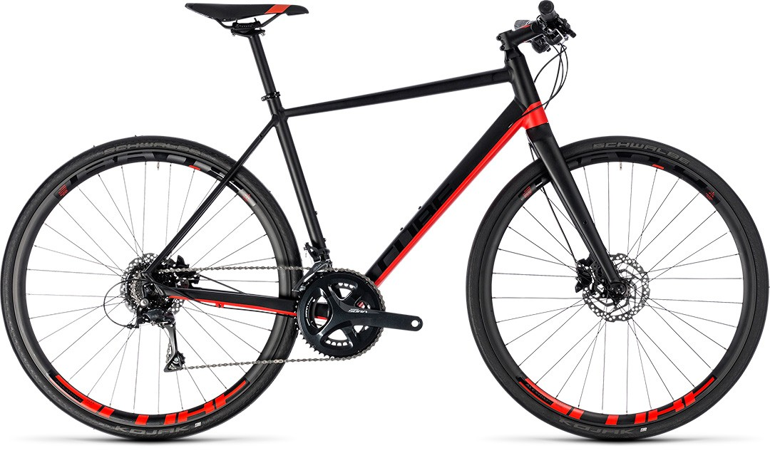 SL Road Pro black´n´red