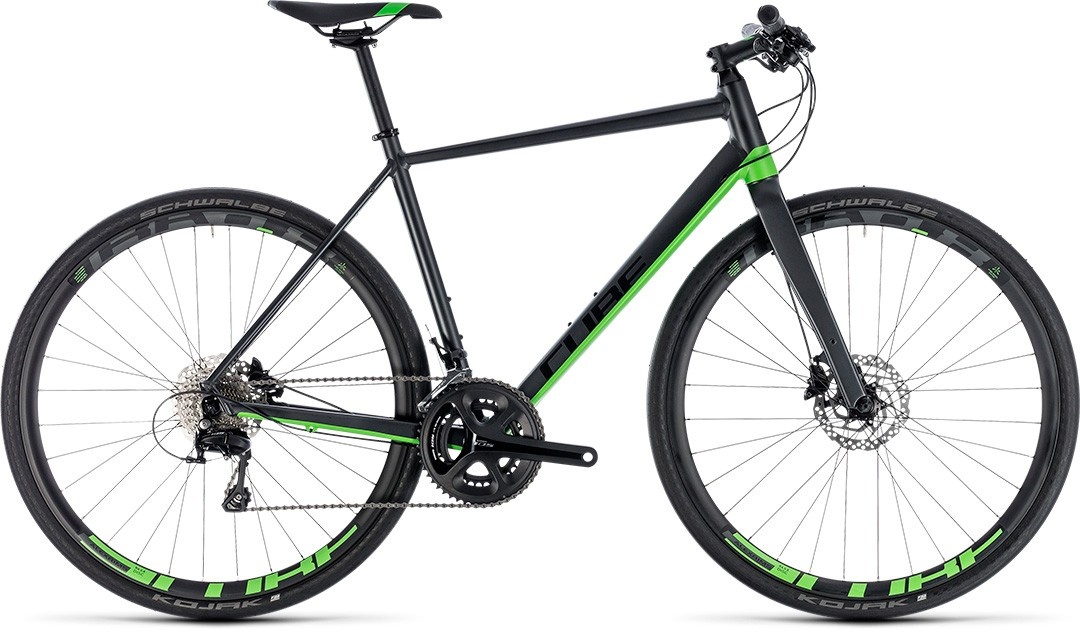 SL Road Race iridium´n´green