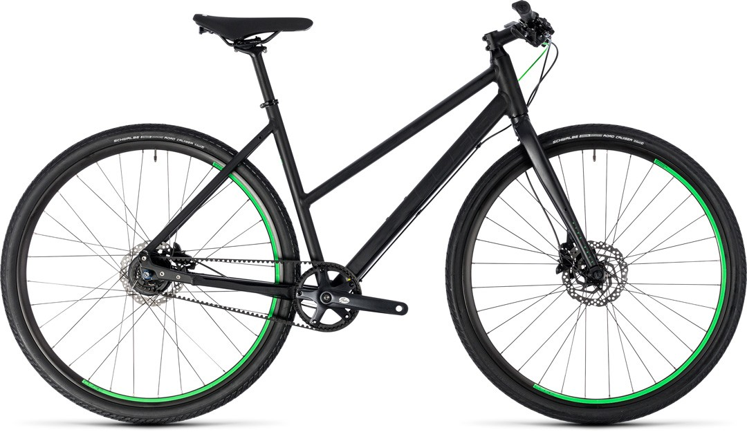Hyde Race black´n´green  Trapeze