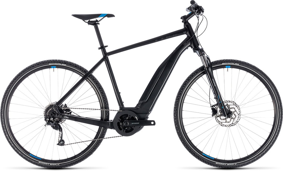 Cross Hybrid ONE 500 black´n´blue