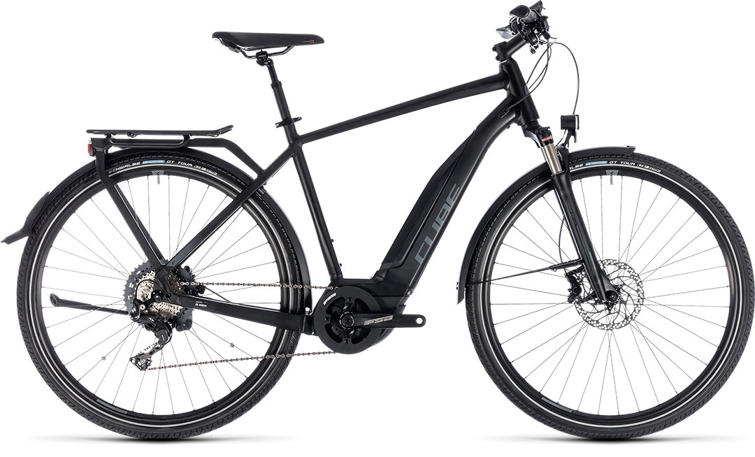 Touring Hybrid EXC 500 black´n´grey