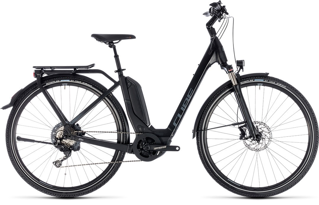 Touring Hybrid EXC 500 black´n´grey Easy Entry
