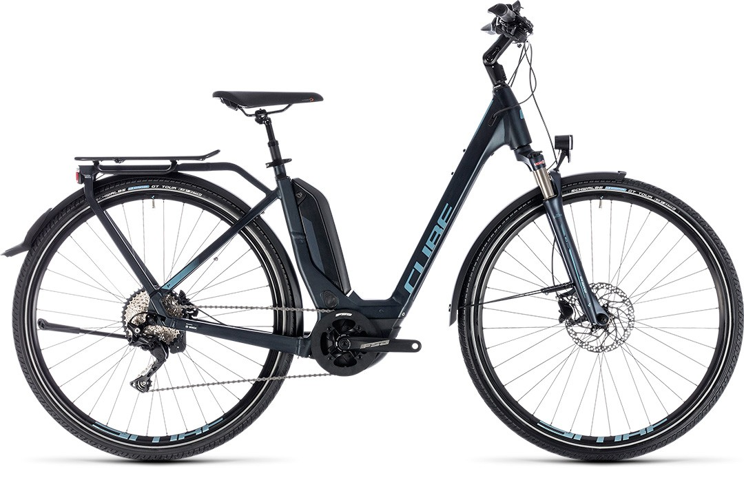 Touring Hybrid Pro 400 darknavy´n´blue  Easy Entry