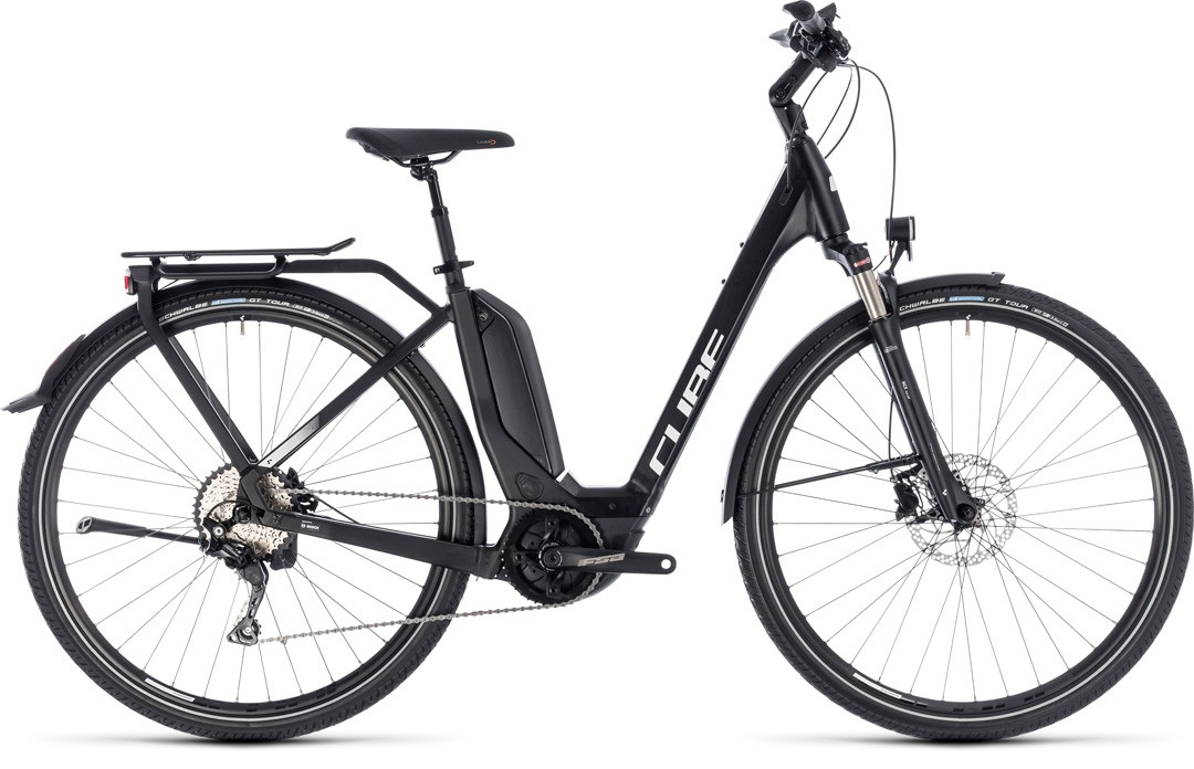 Touring Hybrid Pro 400 black´n´white  Easy Entry