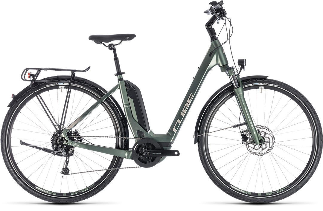 Touring Hybrid ONE 500 frostgreen´n´silver  Easy Entry