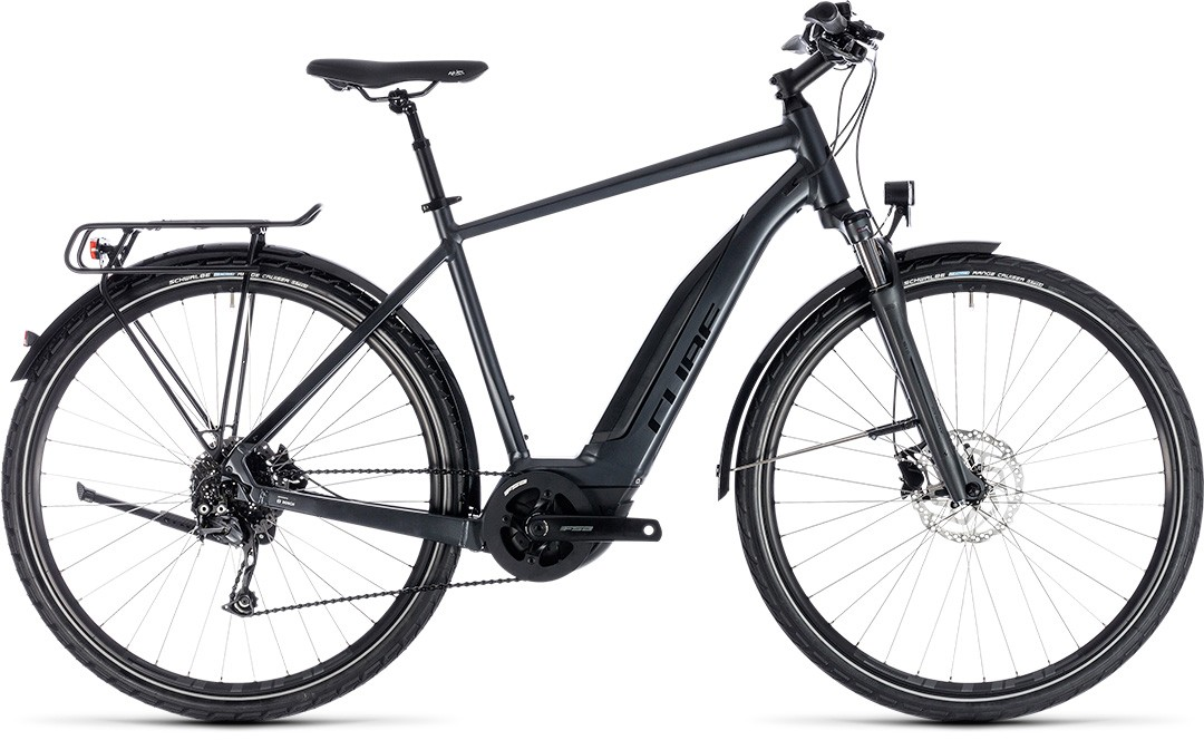 Touring Hybrid ONE 400 iridium´n´black