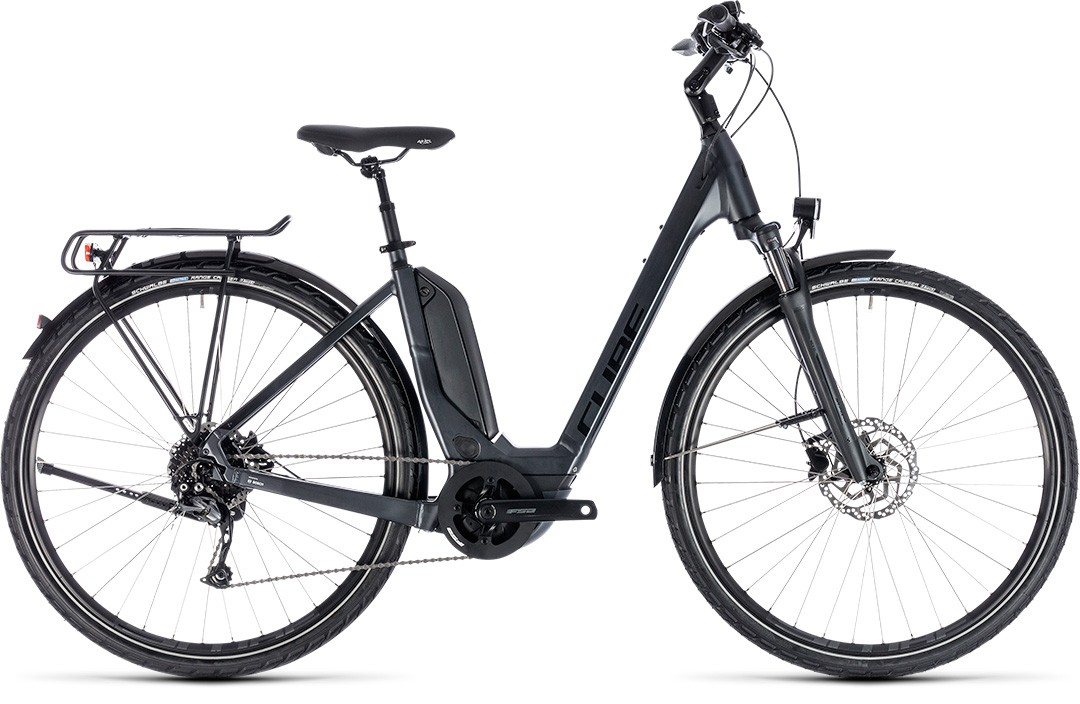 Touring Hybrid ONE 400 iridium´n´black  Easy Entry