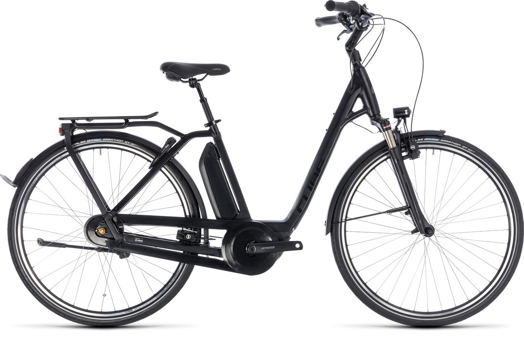 Town Hybrid Pro 500 black´n´grey Easy Entry