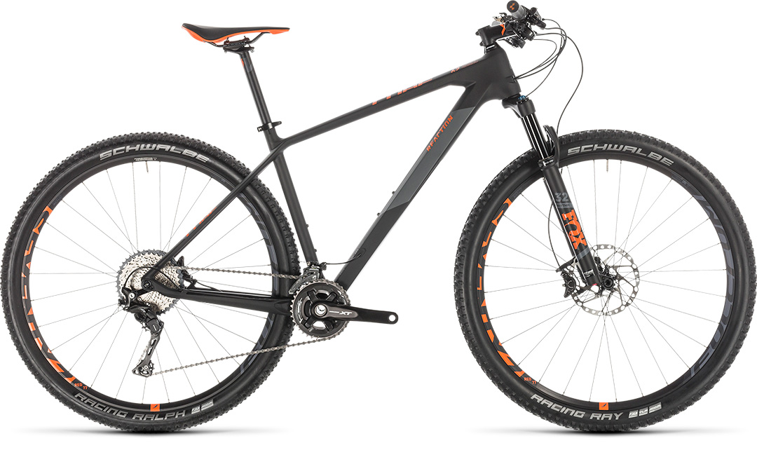 Reaction C:62 Race carbon´n´orange