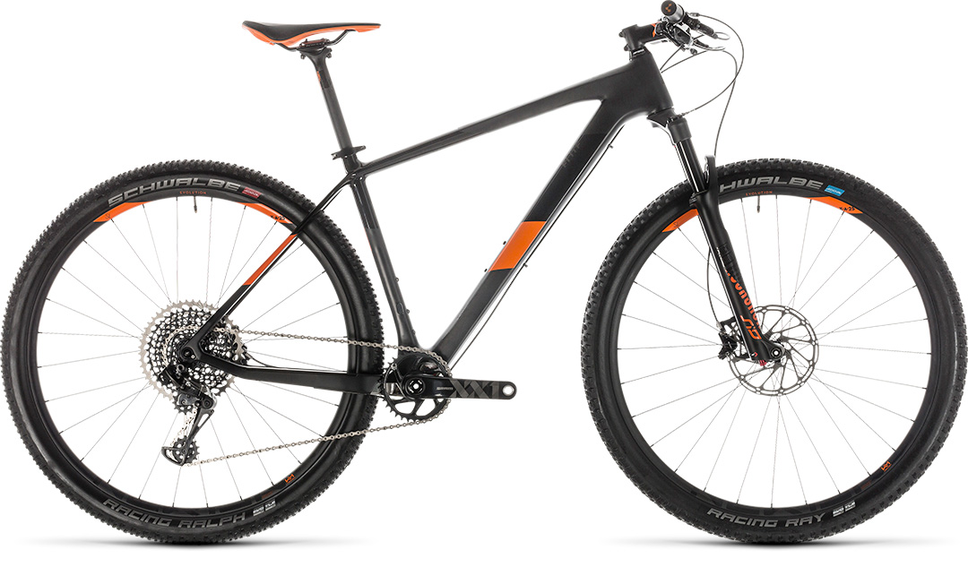 Elite C:62 Race carbon´n´orange