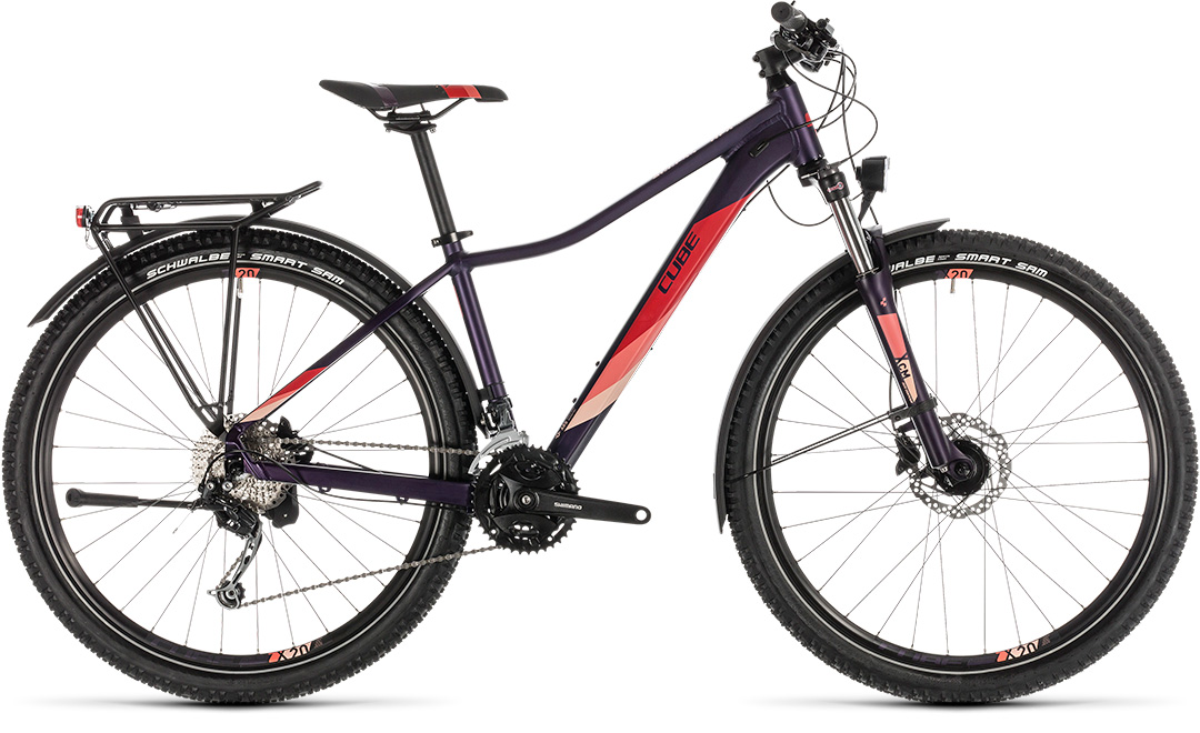 Access WS Pro Allroad aubergine´n´rose
