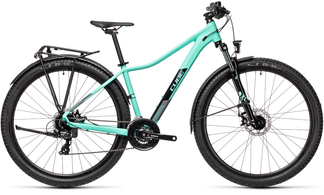 Cube Access WS Allroad mint´n´black