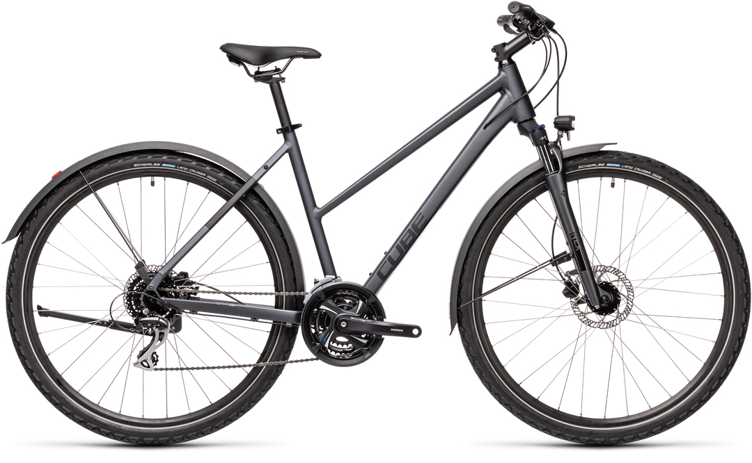 Cube Nature Allroad iridium´n´black