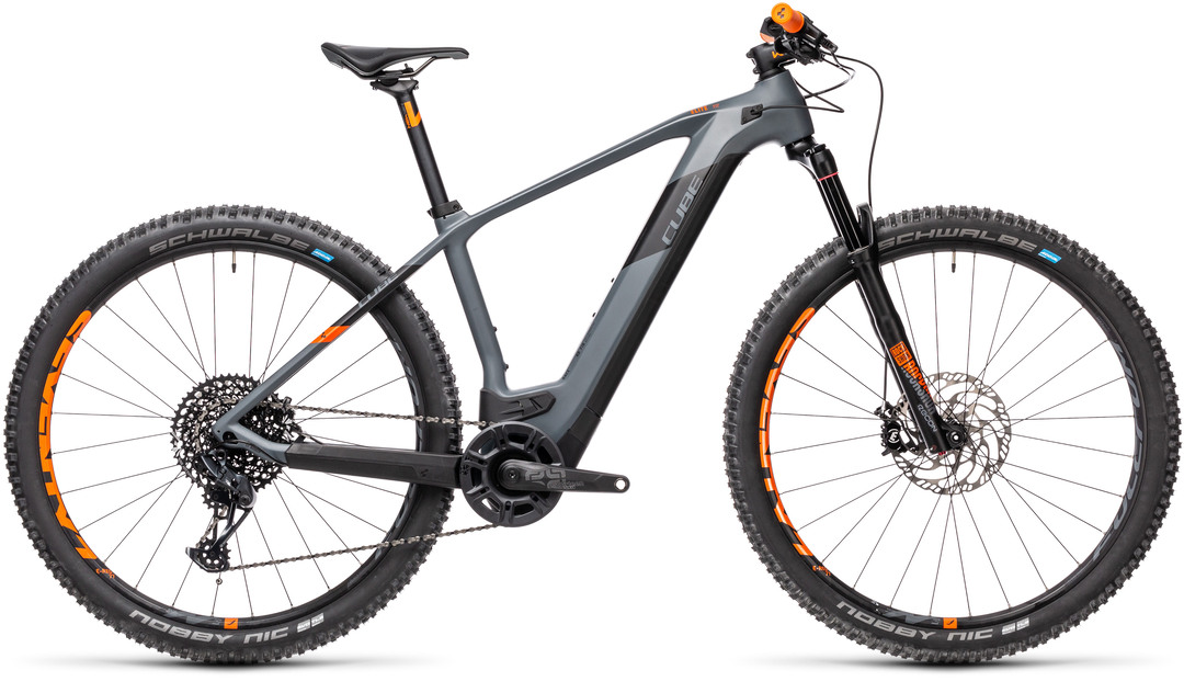Cube Elite Hybrid C:62 Race 625 29 grey´n´orange