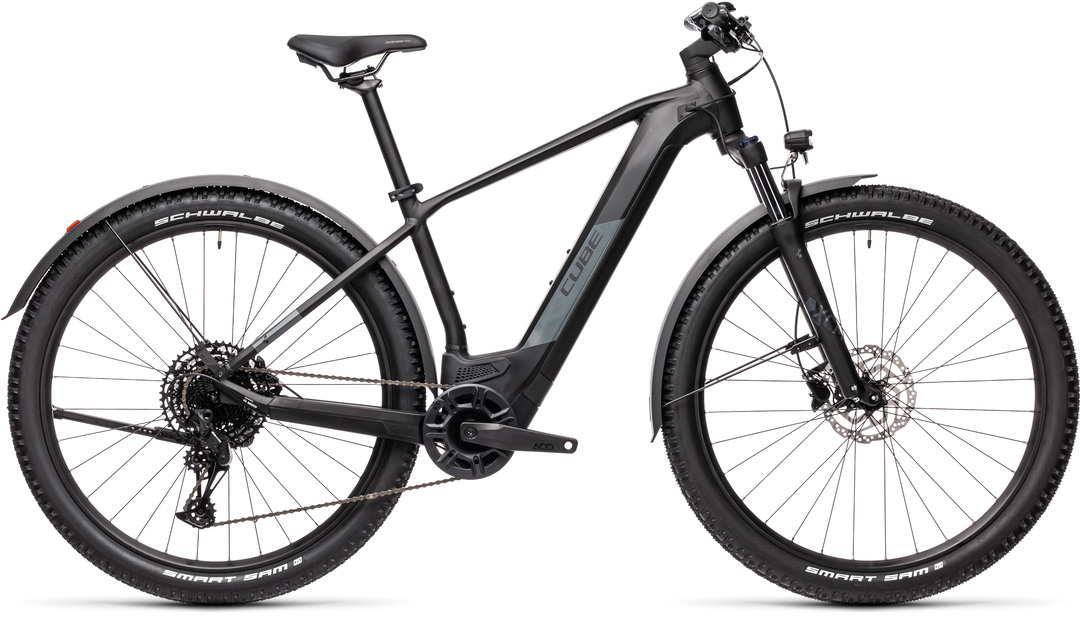Cube Reaction Hybrid Pro 500 29 Allroad black´n´grey