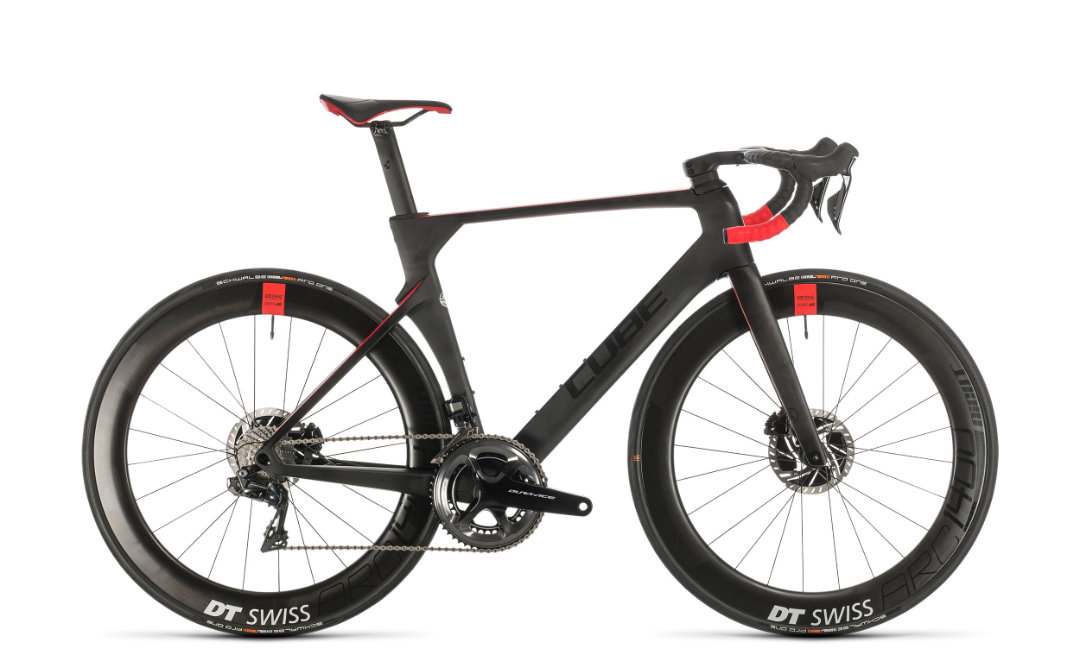 Cube Litening C:68X SL carbon´n´red 2020